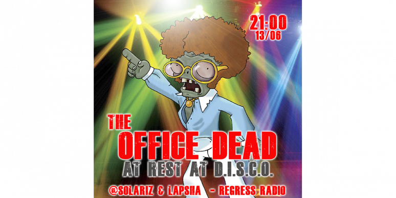 The office dead – at rest at D.I.S.C.O.