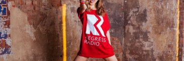 Футболки Regress Radio!