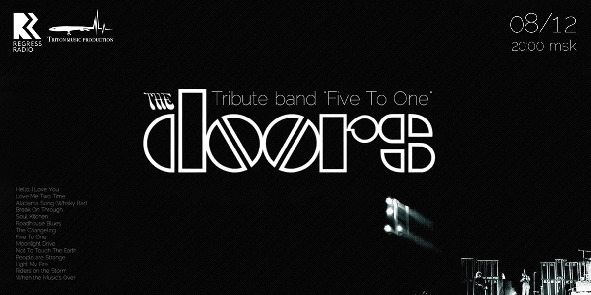 Five to One Tribute to The Doors